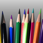 Colored-Pencils-Vector