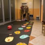 Bērnus gaidīja dažādas spēles, rotaļas un interesantas nodarbes!