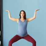 prenatal-pregnant-woman-doing-yoga-horse-pose