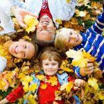 5512269-a-cute-family-in-autumn-Stock-Photo-fall