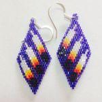 cc4768ce70820bcfb679b44b0e62c816--feather-earrings-beaded-earrings