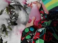 Krāsainie JOKI sniegā