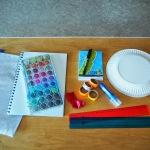DIY Kids Travel and Hotel Activity Kit