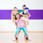 kids-train-zumba-fitness-dancing-school-children-class-modern-group-choreography-50627350