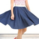How-to-sew-a-Circle-Skirt
