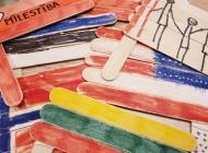 mācāmies KAROGUS un radām savu ĢIMENES karogu