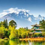 Scenic-view-of-the-Jade-Dragon-Snow-Mountain-1024x683